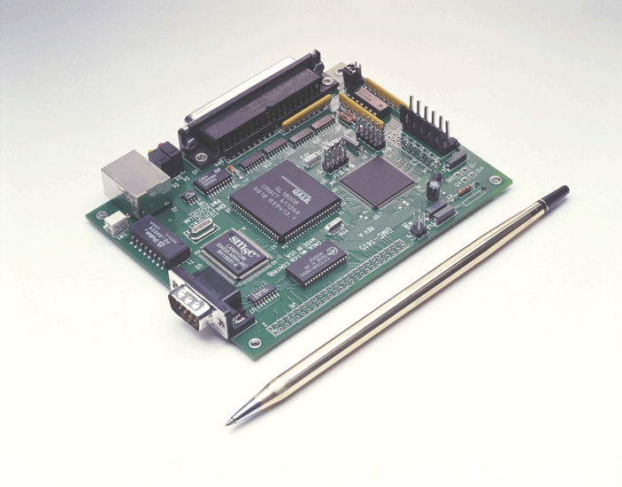 Multi-axis motion controller / servomotor / PID - 2 - axis, Ethernet