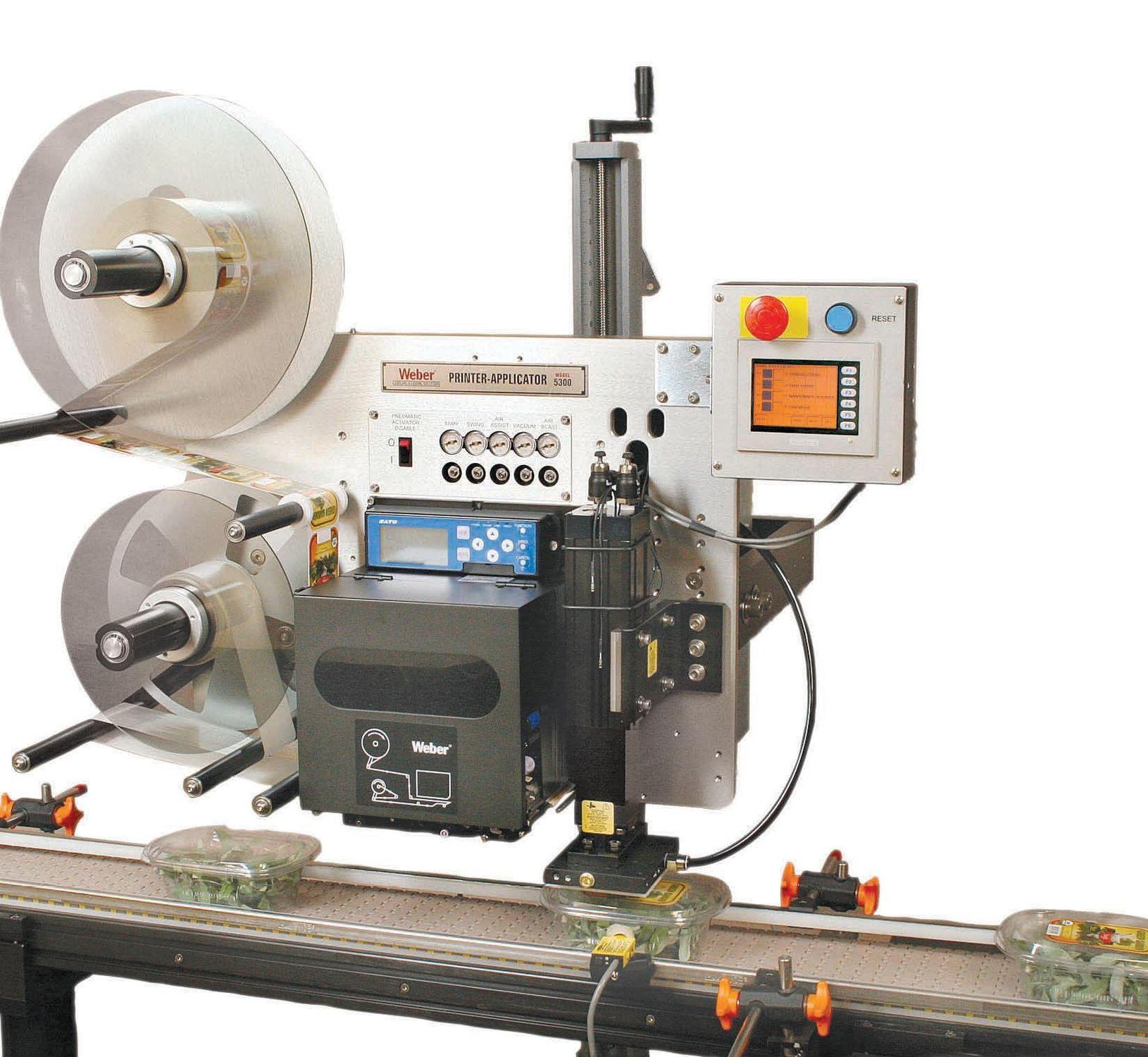 Color printer label - Thermal Transfer Label Printer Applicator Multi Color For Labels For Paper Max 180 X 500 Mm Legi Air 5300
