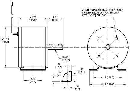 imperial electric motor wiring diagram pm imperial diy wiring dc motor synchronous 5v permanent magnet p56an3 series