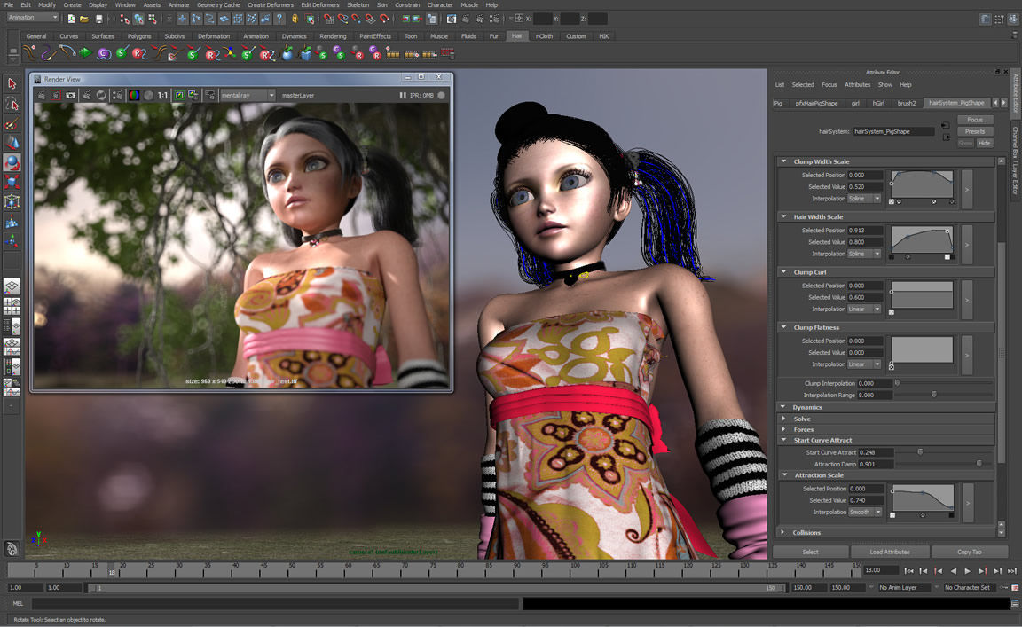 Animation software / modeling / simulation / 3D - Maya® - AUTODESK ...