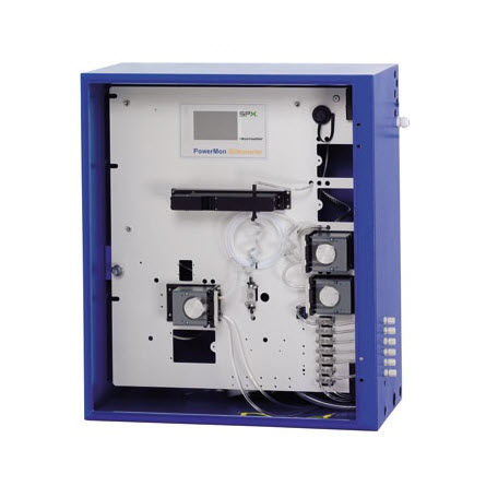 Water analyzer / silica / oxygen / concentration - PowerMon