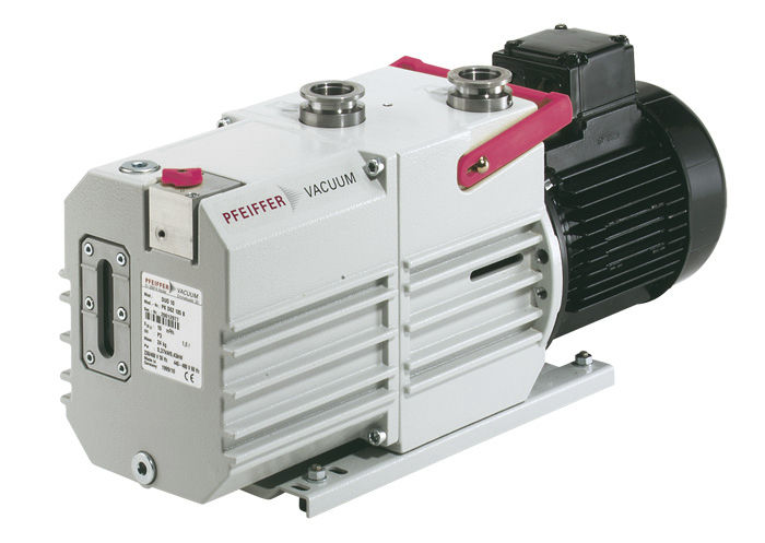 Rotary Vane Vacuum Pump Lubricated Two Stage Compact