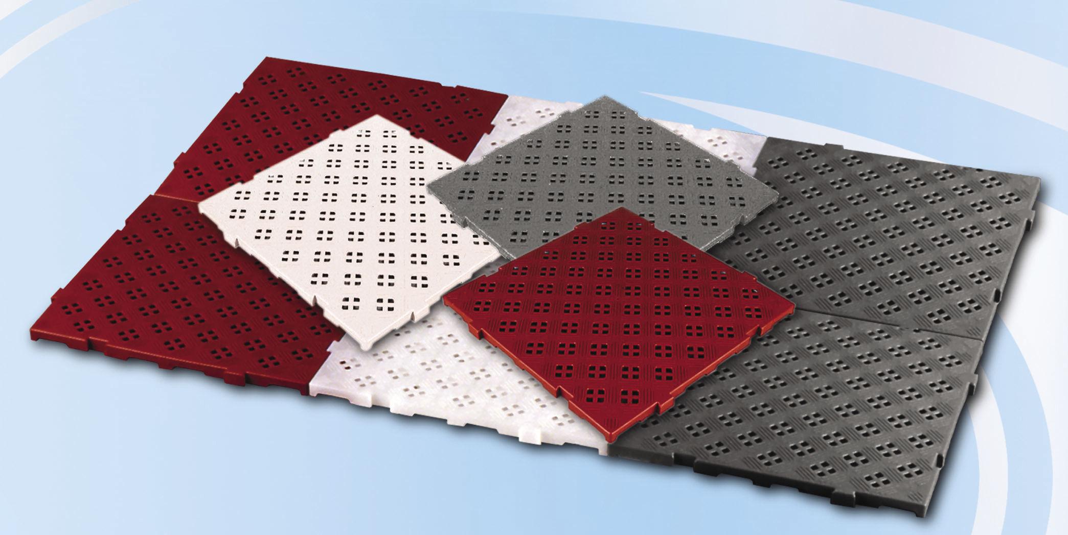 Plastic floor tiles tile designs plastic floor tile 500 x mm c50 series congost dailygadgetfo Choice Image