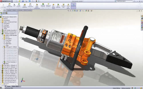 3d cad design software solidworks