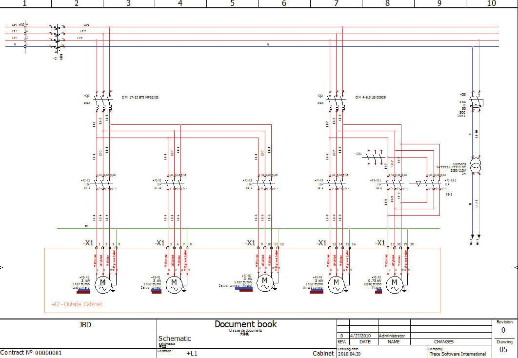 Electrical Cad Software Electrical Schematics 3d Real Time
