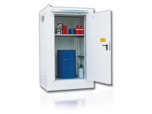 storage cabinet / free-standing / single-door / metal - BMC-S  sc 1 st  DirectIndustry & Storage cabinet / free-standing / single-door / metal - BMC-S - DENIOS