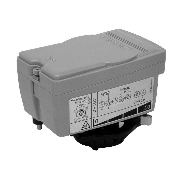 Electric valve actuator / ball - ACTIVAL - Azbil North America