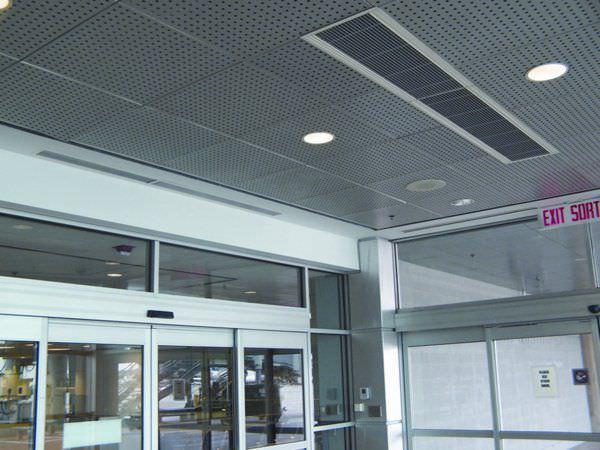 Ceiling-mount air curtain - CYVL-DK-R, CYVM-DK-R, CYVS-DK-R ...