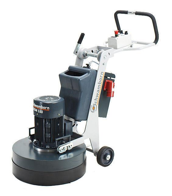 floor grinder dsm 530