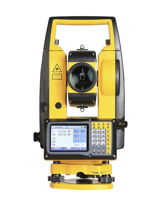 reflectorless total station automatic waterproof wireless n4 rh directindustry com Pull Station Table Saw Station
