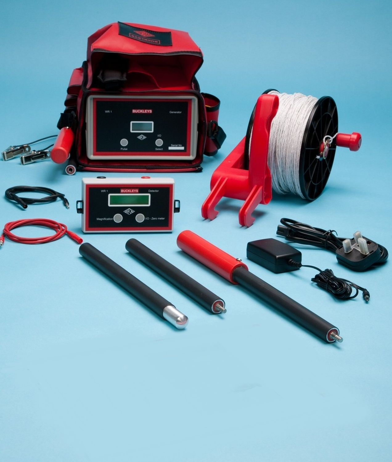 Water Leak Detector / With Digital Display / For Flat Roofs   WRLD