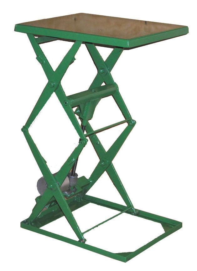 ... Scissor Lift Table / Low Profile ...