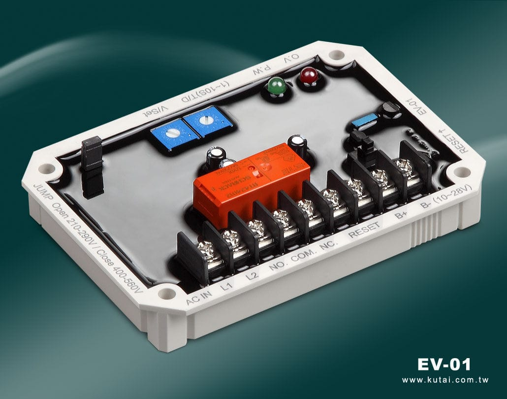 Automatic Voltage Regulator For Monitors Ev 01 Kutai Electronic Circuit