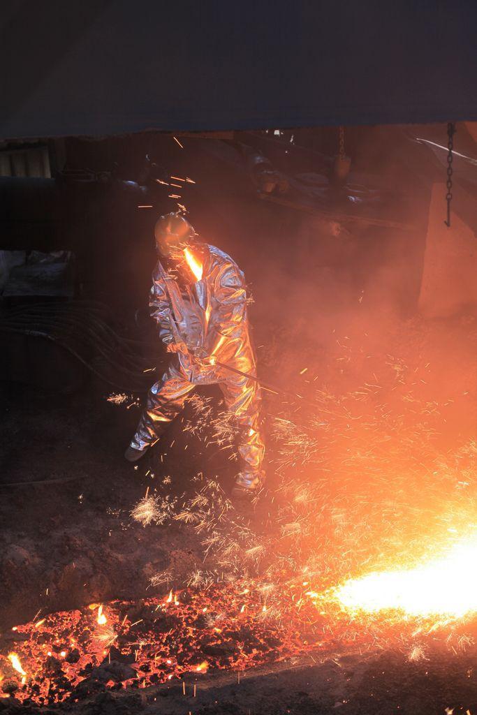 ... Fire-retardant coveralls / anti-static / viscose FYRAL® 800 V IST SAFETY