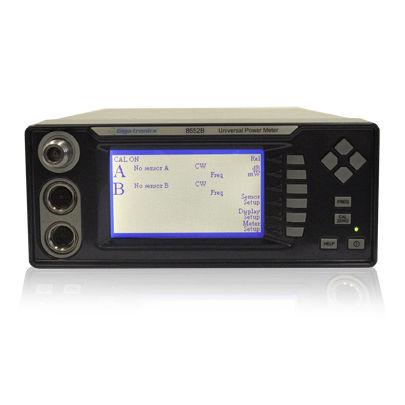 RF power meter / microwave / digital / benchtop - 8651B