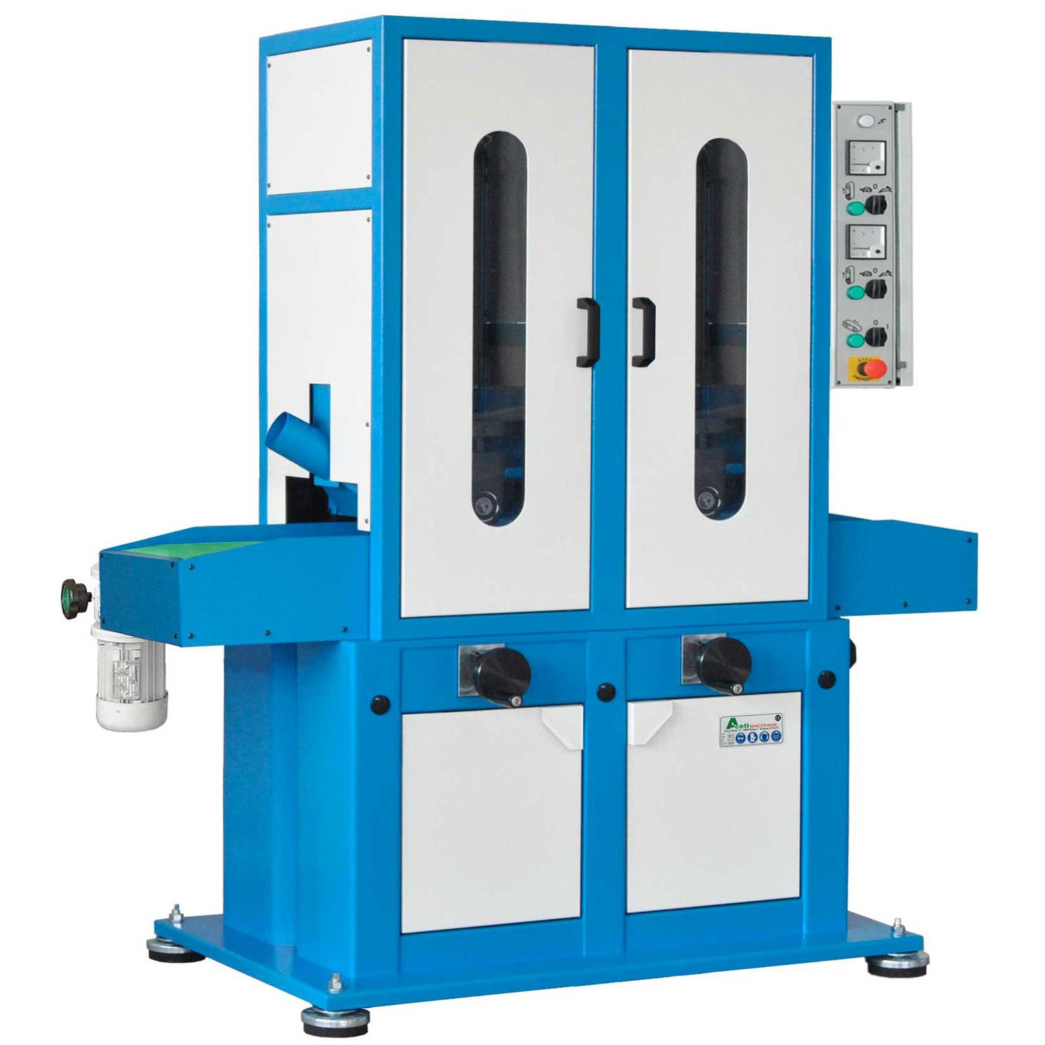 surface grinding machine / tool / PLC-controlled - ART.97-2N