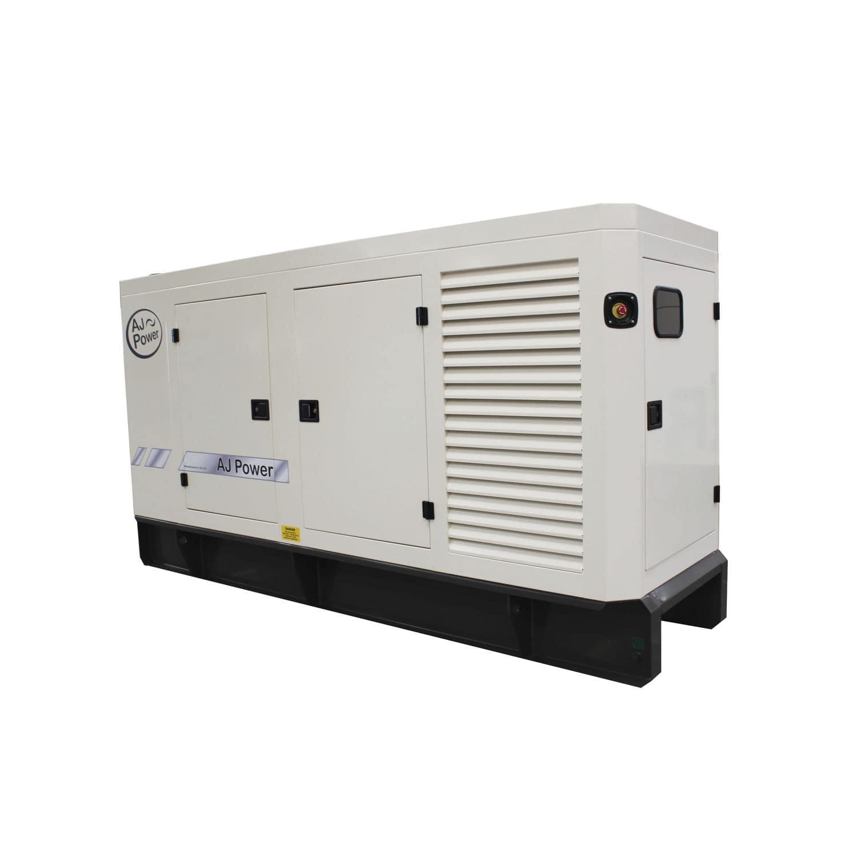 Three phase generator set single phase sel containerized