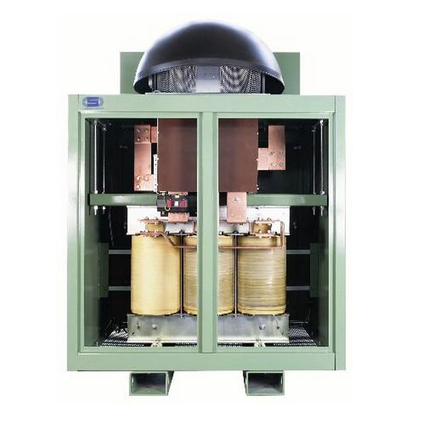 Power transformer / cast resin / low-voltage / medium-voltage - J