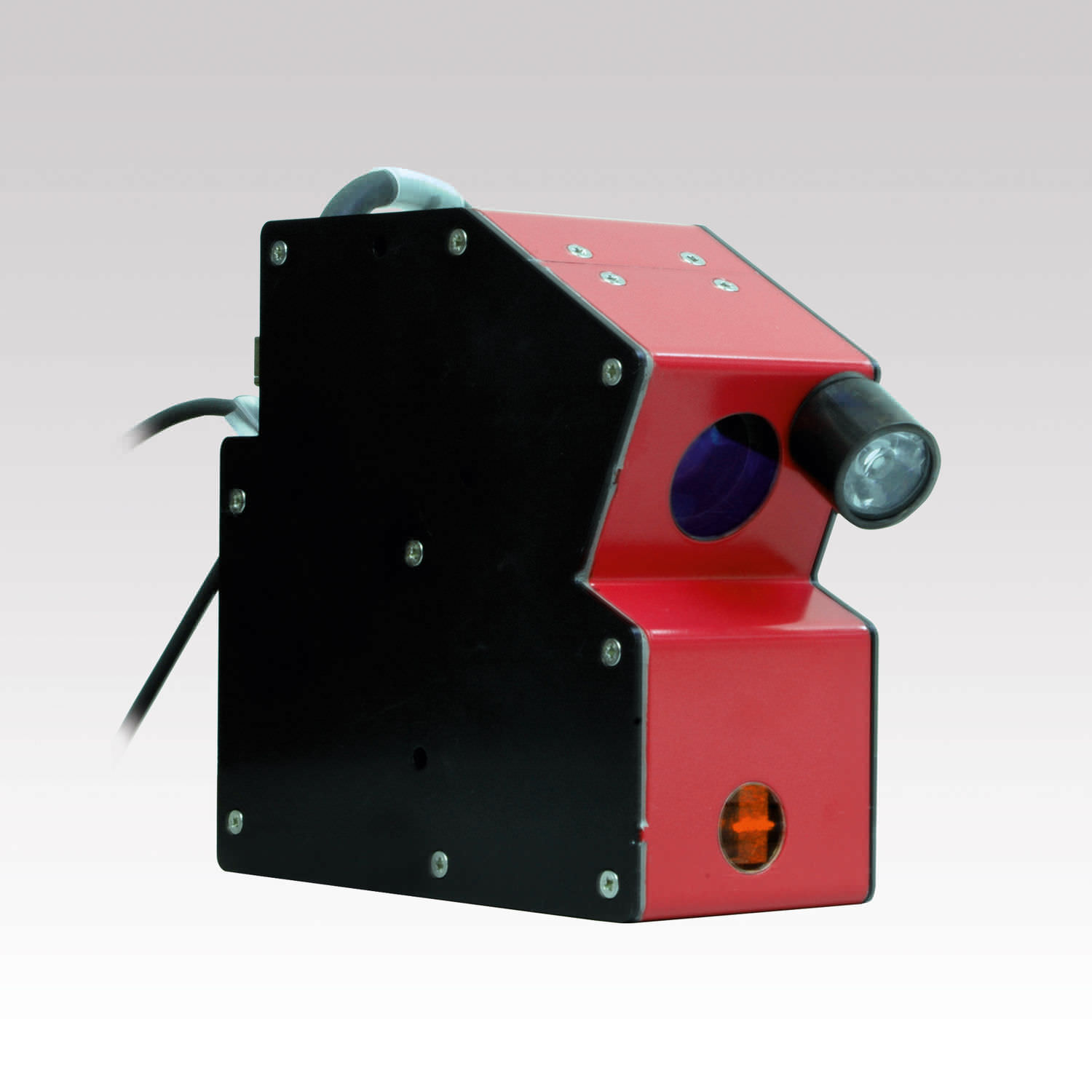 Geometry inspection system / laser / weld seam / for non