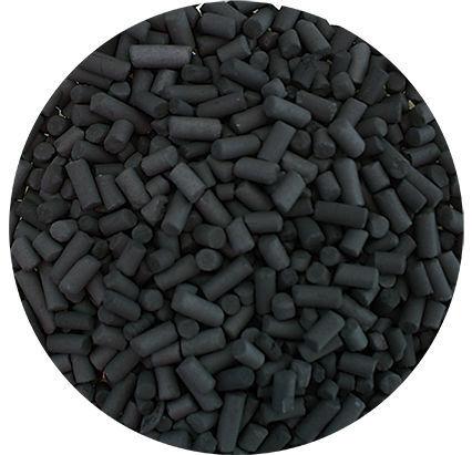 activated carbon air filter pellets 25 100 000 cfm saafcarb series aaf