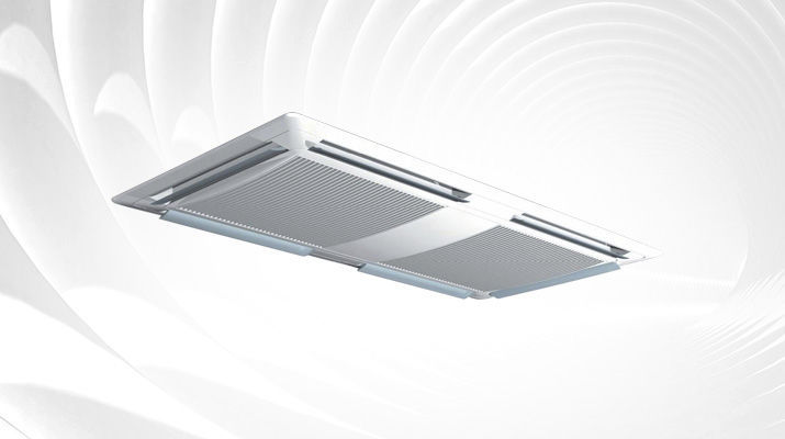 Ceiling Mount Fan Coil Unit Cette Geko Dencohel