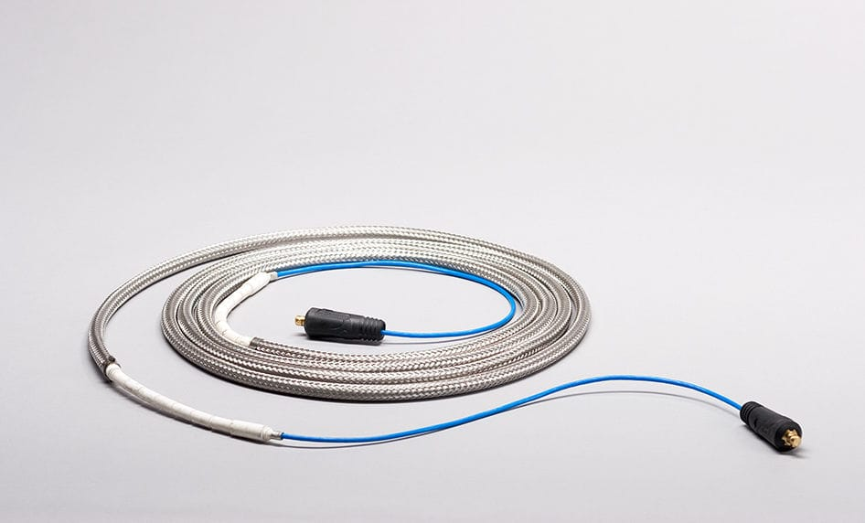 Metal-sheathed heating cable / resistive - Weldotherm GmbH