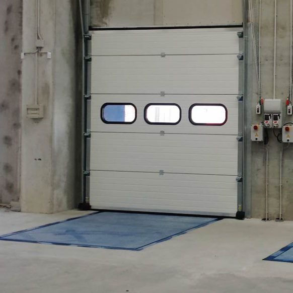 Merveilleux Sectional Door / Industrial / Safety / Motorized