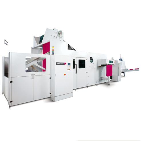 Bed Linen Folding Machine / Fabric   142