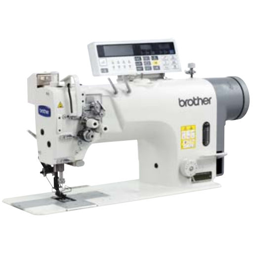 Lockstitch Sewing Machine Twinneedle With Thread Trimmer Fascinating Brother Industrial Sewing Machines