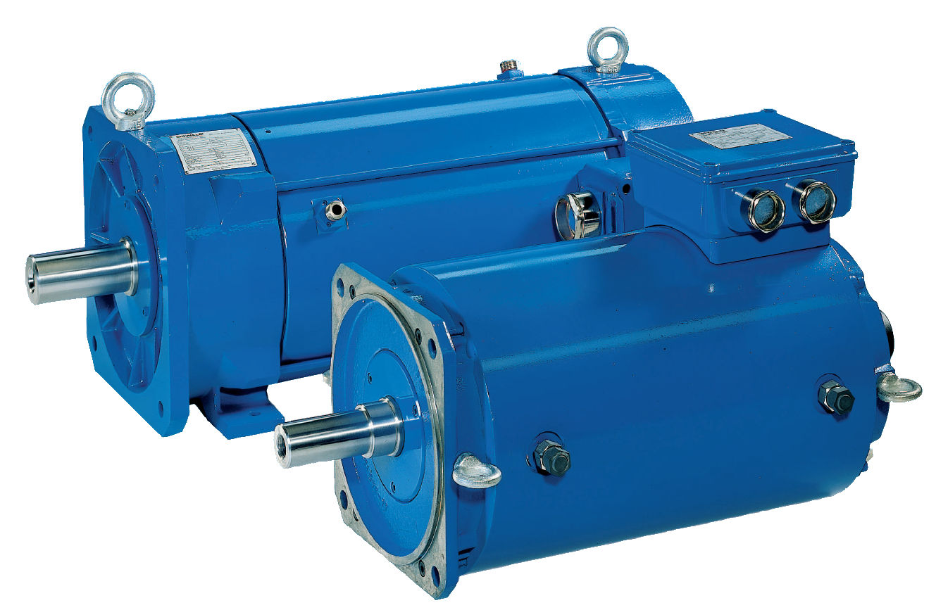 AC motor / three-phase / asynchronous / water-cooled - FQD series ...