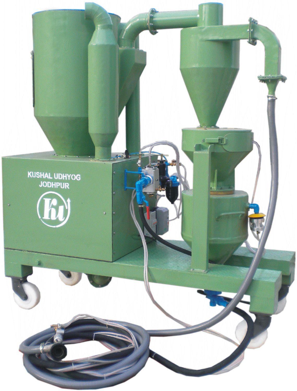 suction sandblasting machine / manual / mobile - KUV series