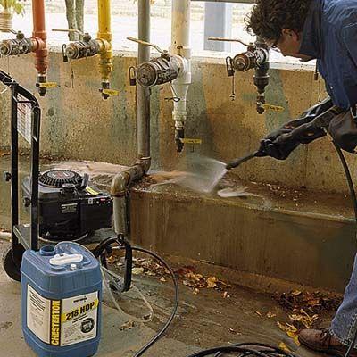 Aqueous degreaser / foam-free / industrial - 218 HDP - A W