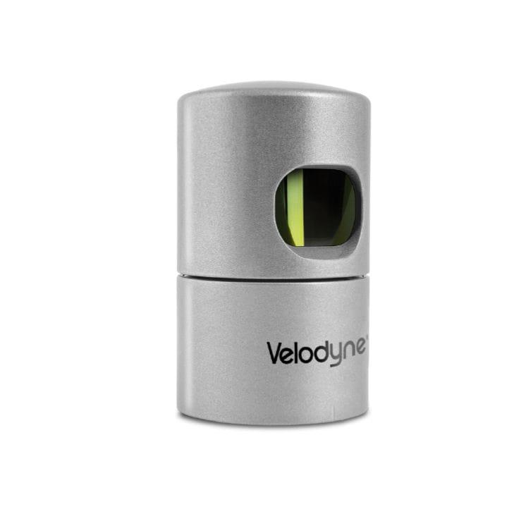 Industrial LIDAR sensor / 32-channel / rugged / low power consumption  HDL-32E Velodynelidar