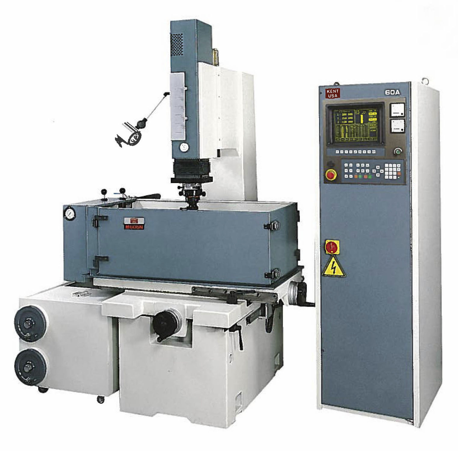 Wire electrical discharge machine / sinker / for micro-machining ...