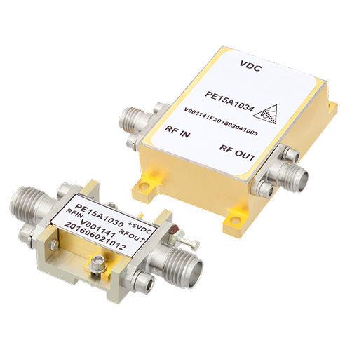 RF amplifier / rugged / linear / GaAs - PE15A103x Series