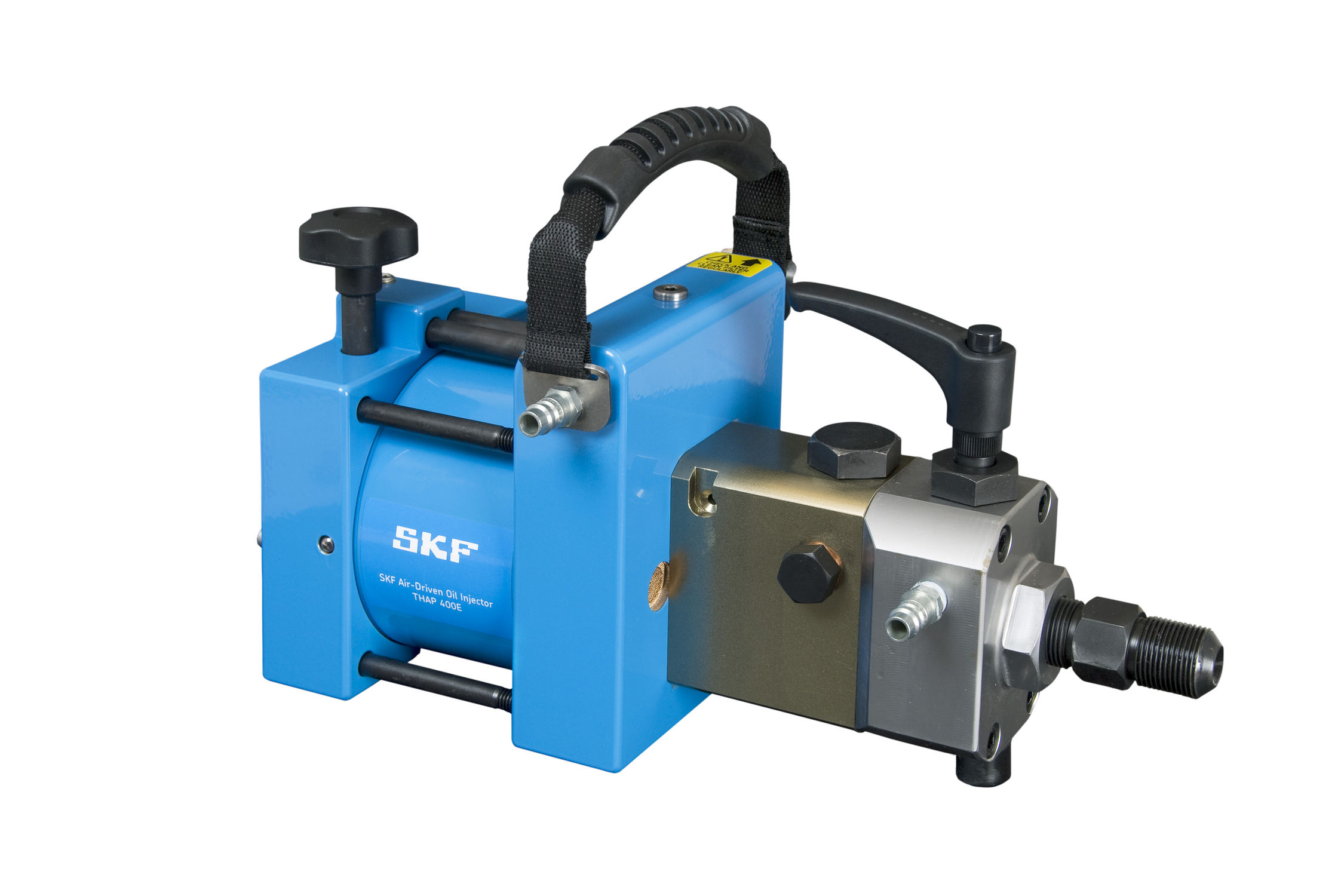 Air Operated Hydraulic Pump Thap Series Skf Maintenance And Wiring Diagram