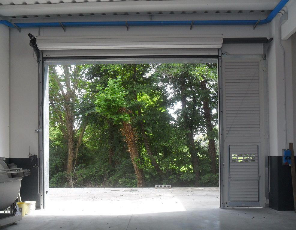 Attractive Roll Up Shutter / Indoor / Insulated   Tecno Teck