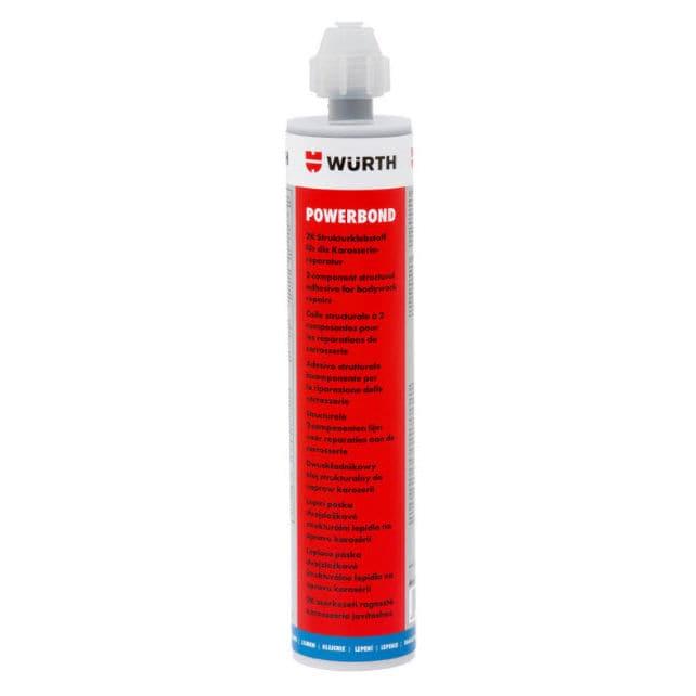 wurth plastic weld activator