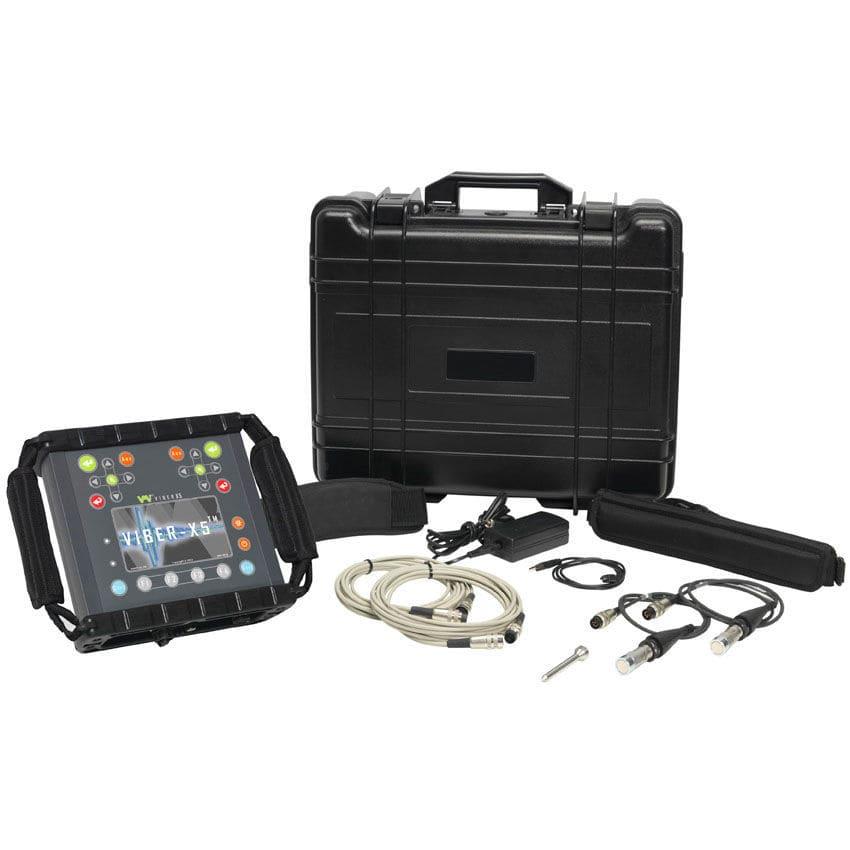 Portable vibration analyzer VIBER X5 MK III ™ VMI International AB