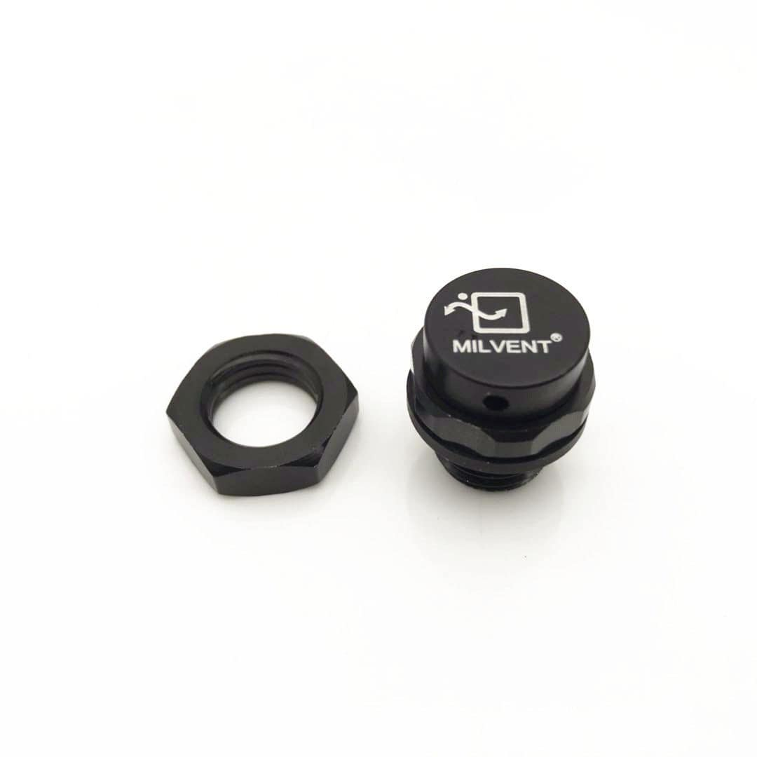 Air pressure relief valve / for gas / vacuum / air-operated - MIV