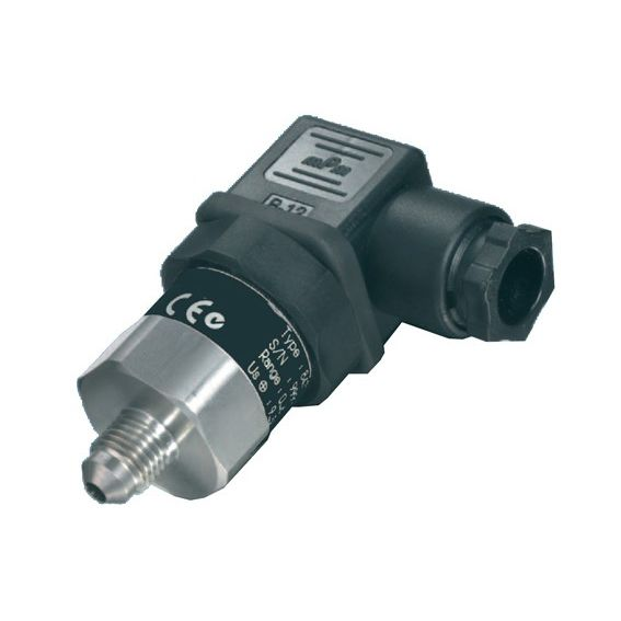 Ceramic pressure sensor / threaded / two-wire / stainless