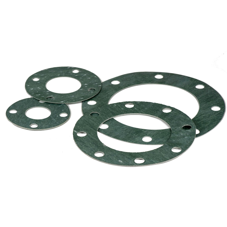 Flat gasket / round / rubber / neoprene - 1115 series - Phelps ...