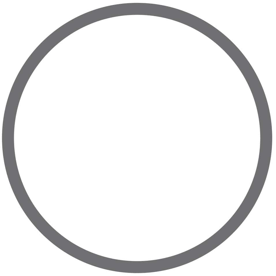 Round gasket / rubber / for filters / molded - Topog-E 12003 ...