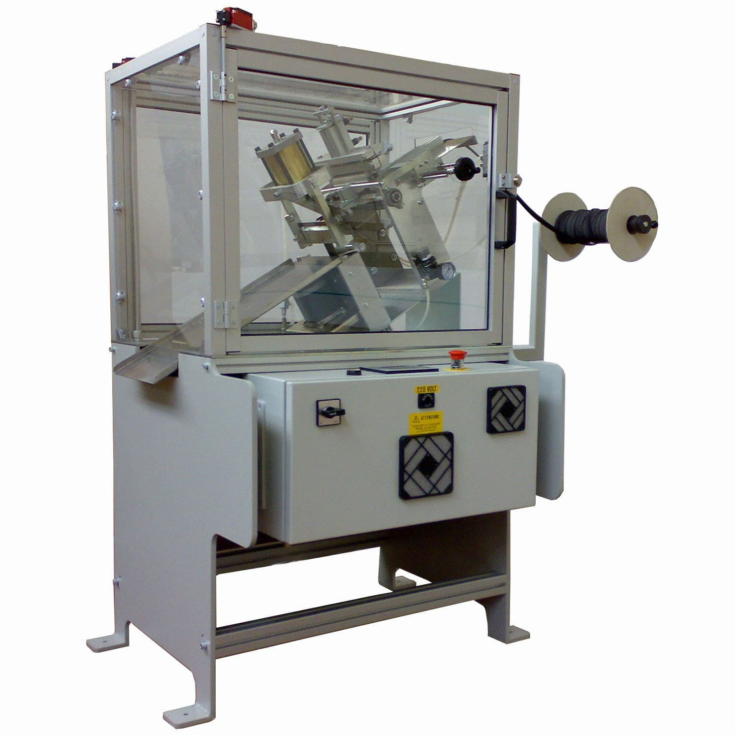 Hot-wire cutting machine / cable / CNC / for industrial applications ...