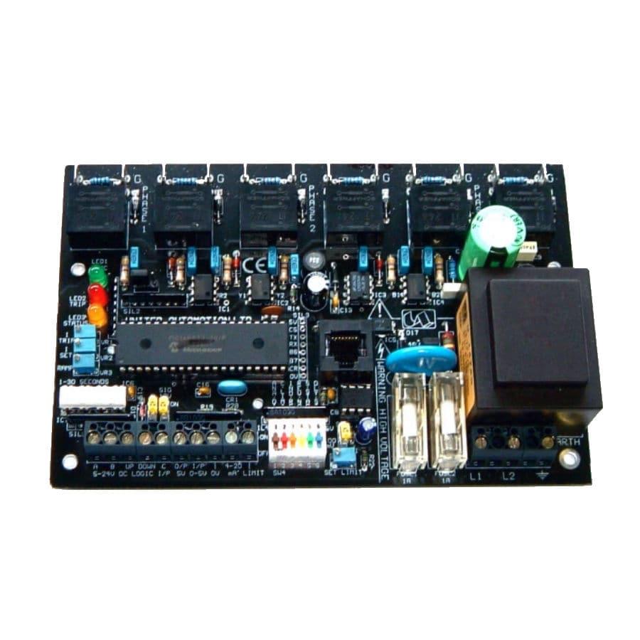 Thyristor Power Controller Three Phase Burst Open Frame Type Circuit Fc36m