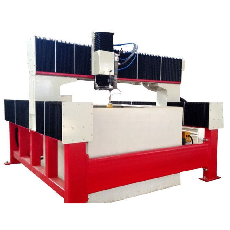 water-jet cutting machine / for stainless steel / CNC / automatic