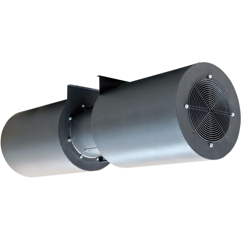 axial fan / ventilation / fume exhaust / atex - jet piros - novovent