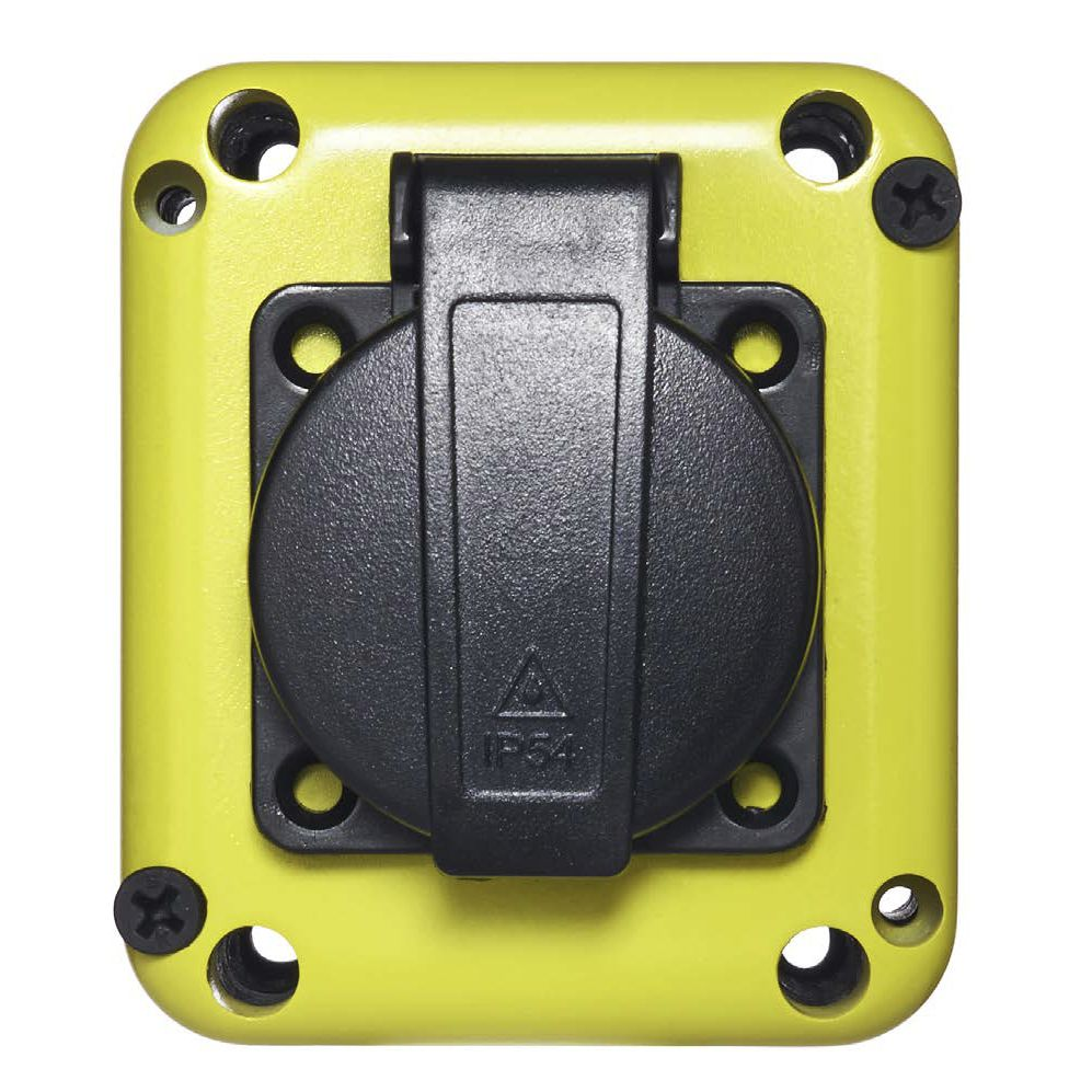 Built-in electrical socket - EMS Electro Mecanicals Systems