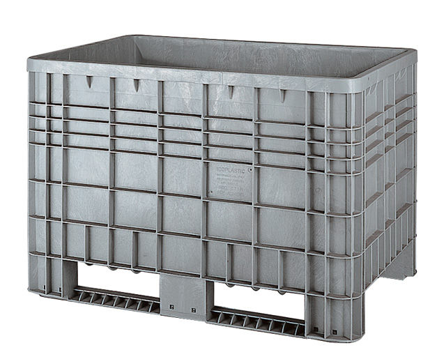 Plastic pallet box / storage / stacking - FPT series - FAMI S.R.L.