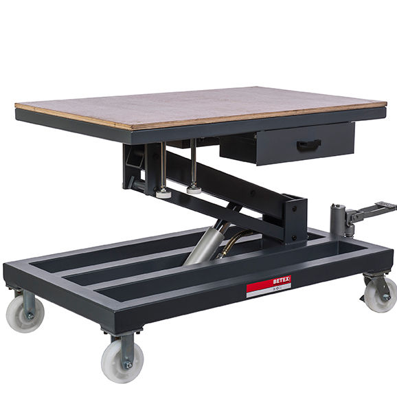 steel workbench mobile h series bega special tools